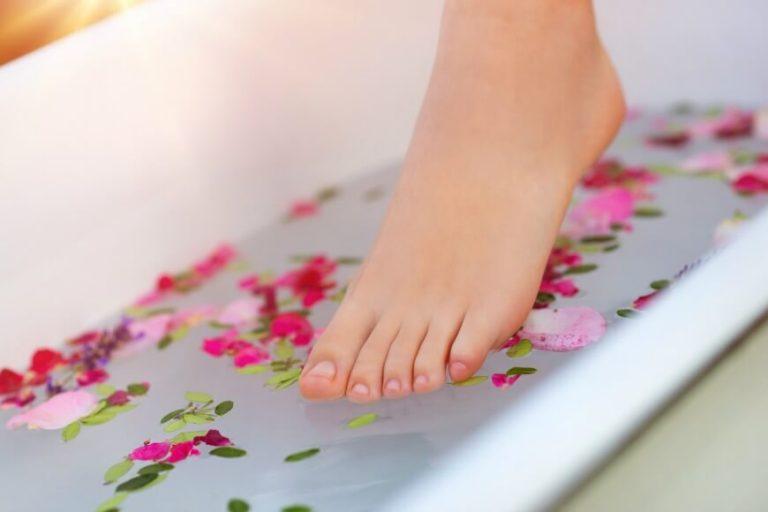 אמבט רגליים