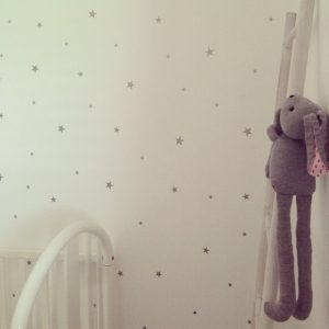 סידור החדר של התינוק